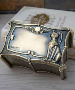 Bastet Jewelry Box