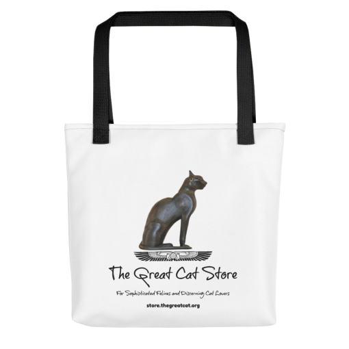 Great Cat Store Tote Bag