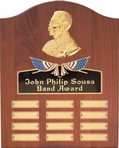 Sousa Wall Plaque