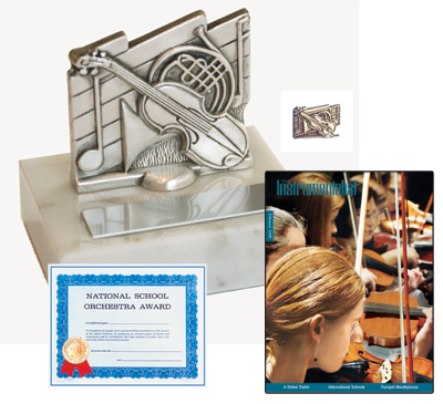 National School Orchestra Conductor's Combination