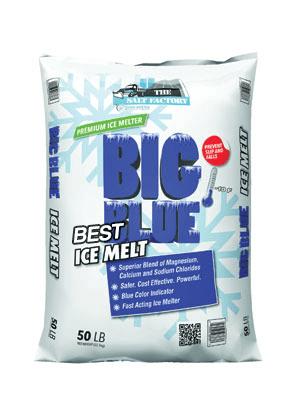 best big blue ice melt bag