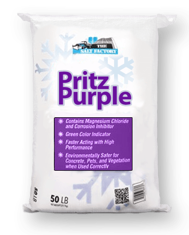 purple pritz bag