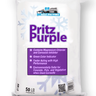 purple pritz bag