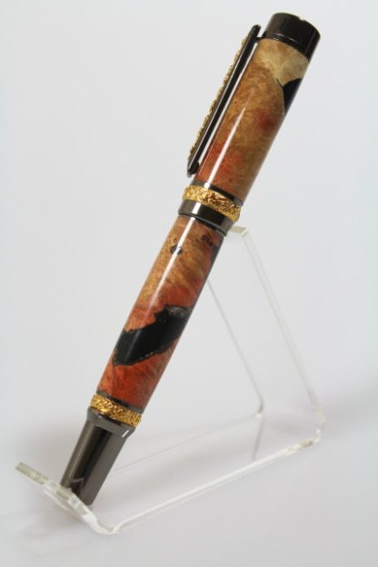 Handmade Pen Rescued Wood - One Of A Kind - Free Shipping
