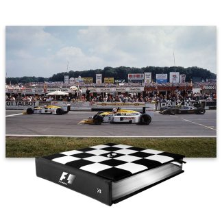 F1 Midi and Art Print