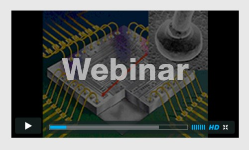 Webinar - Die Bond Wirebond