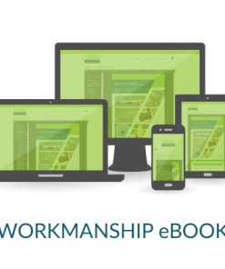 Workmanship eBook Yearly Subscription - Unlimited License