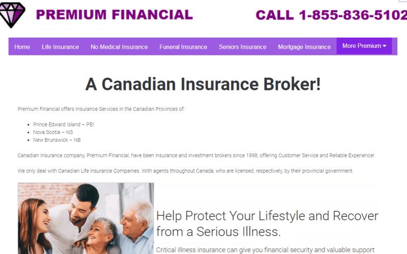 Premium Financial Insurance