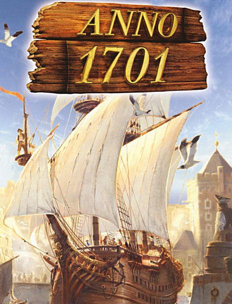 Anno 1701: Copertina