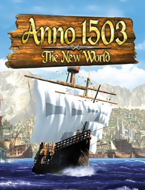 Anno 1503: Copertina