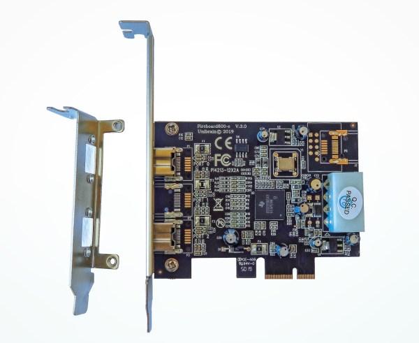 Fireboard800-e V3.0 1394b PCI express adapter