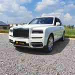 Rolls Royce Cullinan In Arctic White Now Available For Order Vincar Store