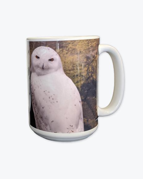 VINS-Snowy-Owl-Mug