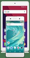 Sony Xperia XA  + Alcatel Pixi 4 7-inch WiFi tablet