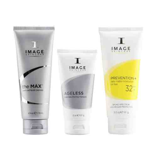 Image Skincare Escape For Men At-Home Facial Kit