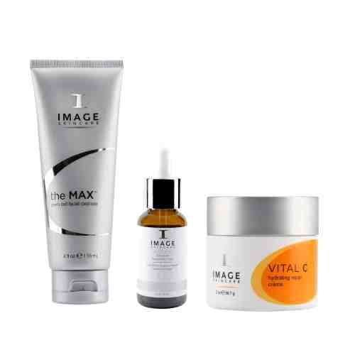 Image Skincare Glowing Hydration At-Home Facial Kit