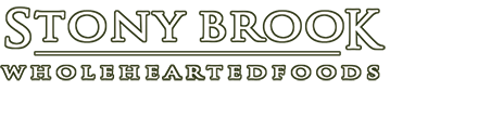 Stony Brook WholeHeartedFoods logo