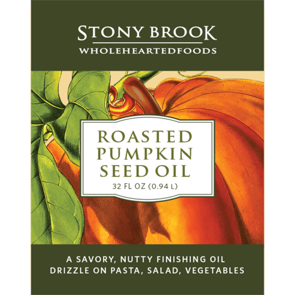 Stony Brook Pumpkin Seed Oil Quart