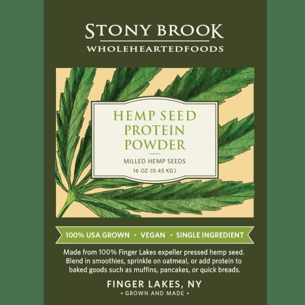 Stony Brook Hemp Powder