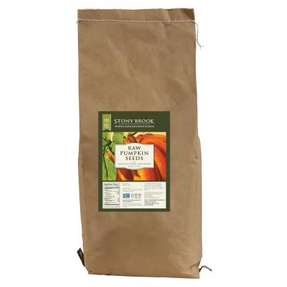 Bulk pumpkin seeds 25 pound conventionally grown