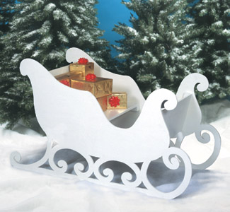 The Winfield Collection Santas Sleigh Pattern