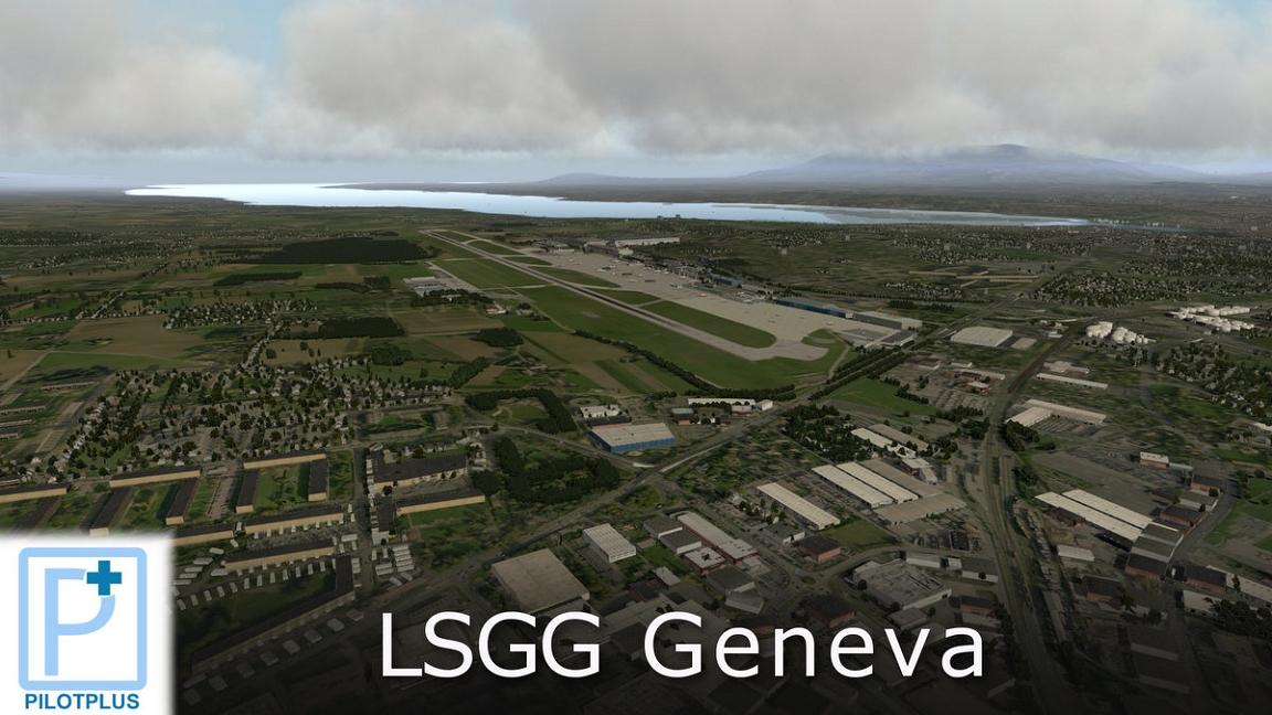 LSGG Geneva Airport