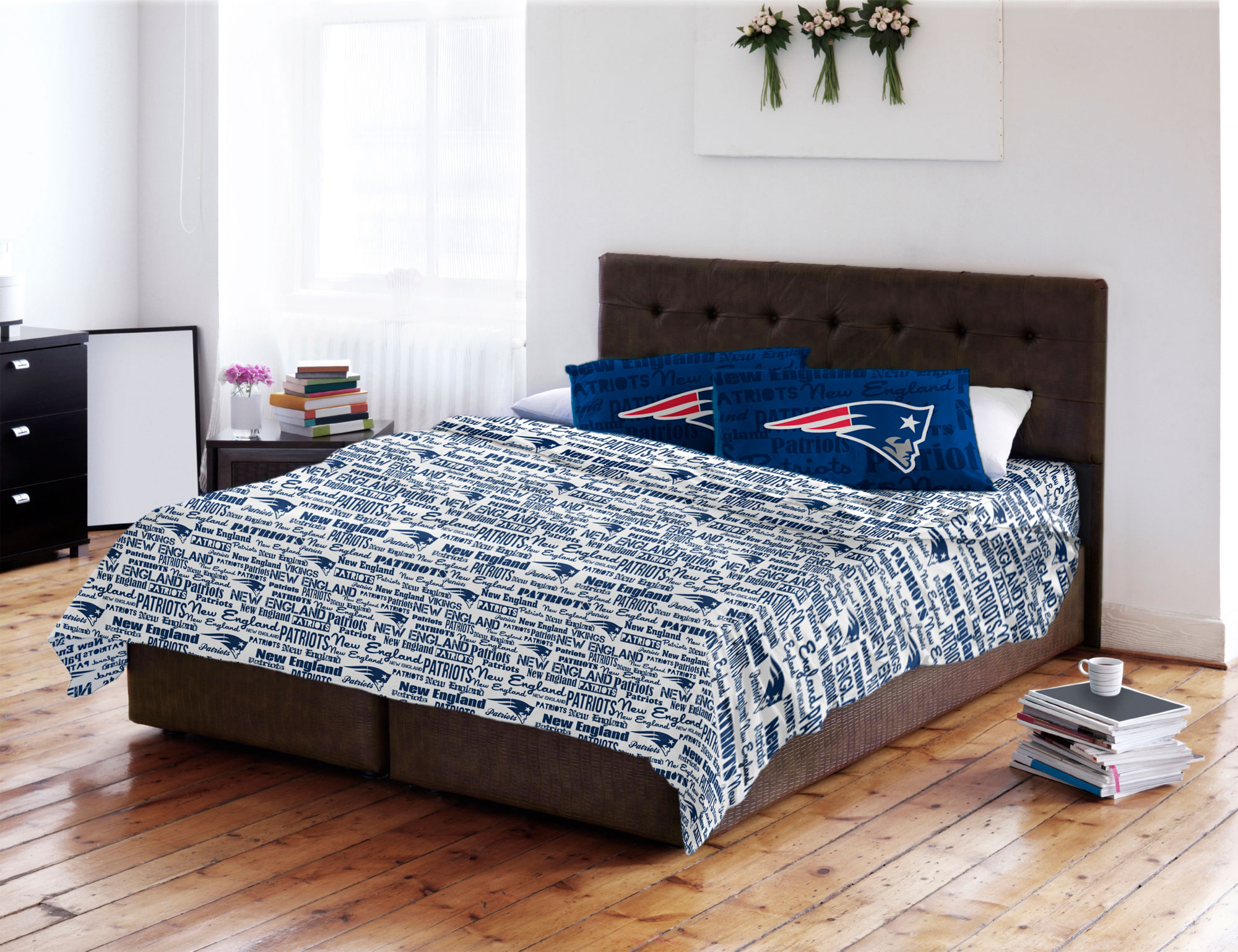 New England Patriots Full Sheet Set