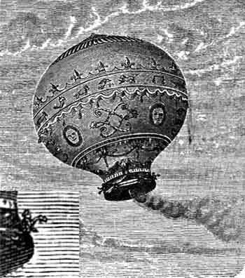 balon cu aer cald