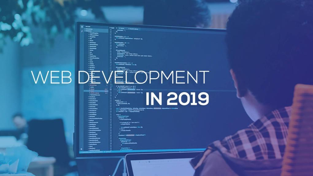 web development 2019