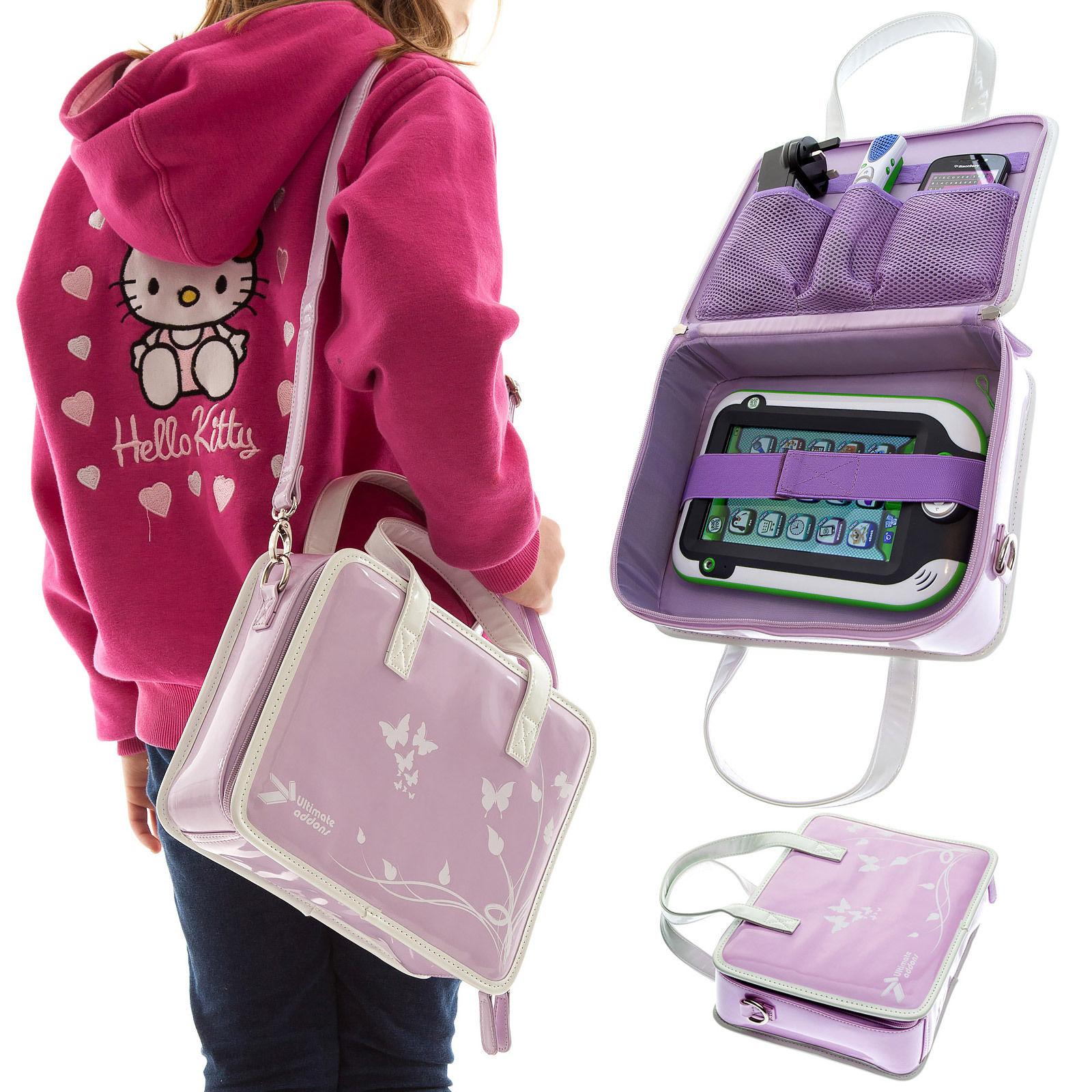 Kids Storage Case Bag Girls Handbag Fits Vtech Innotab 3