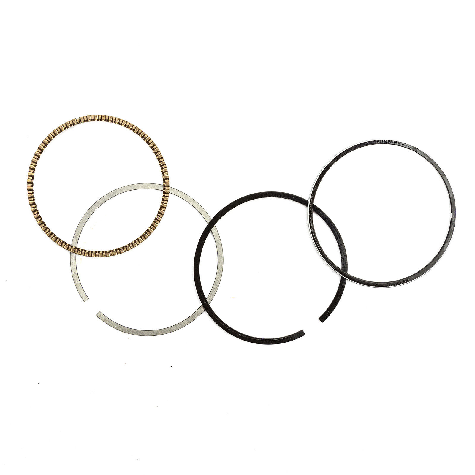 125cc Chinese Scooter Piston Ring Set 52 4mm Kymco Kinroad