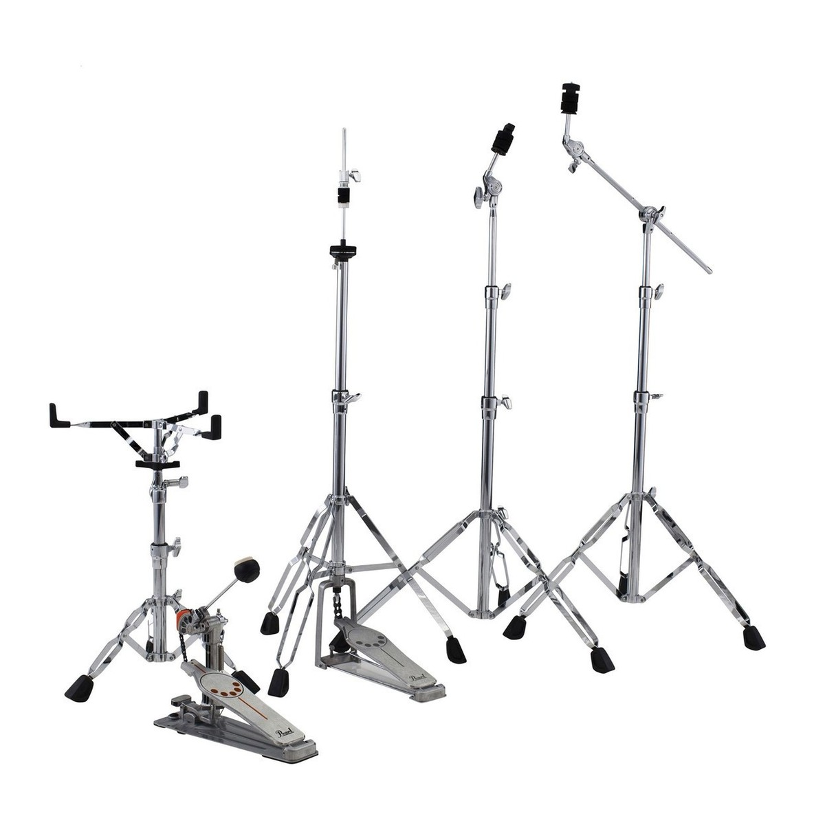 Pearl Export 18 Compact Drum Kit W Sabian Sbr Cymbals