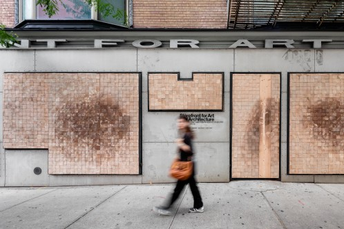 Storefront For Art And Architecture Programming Exhibitions
