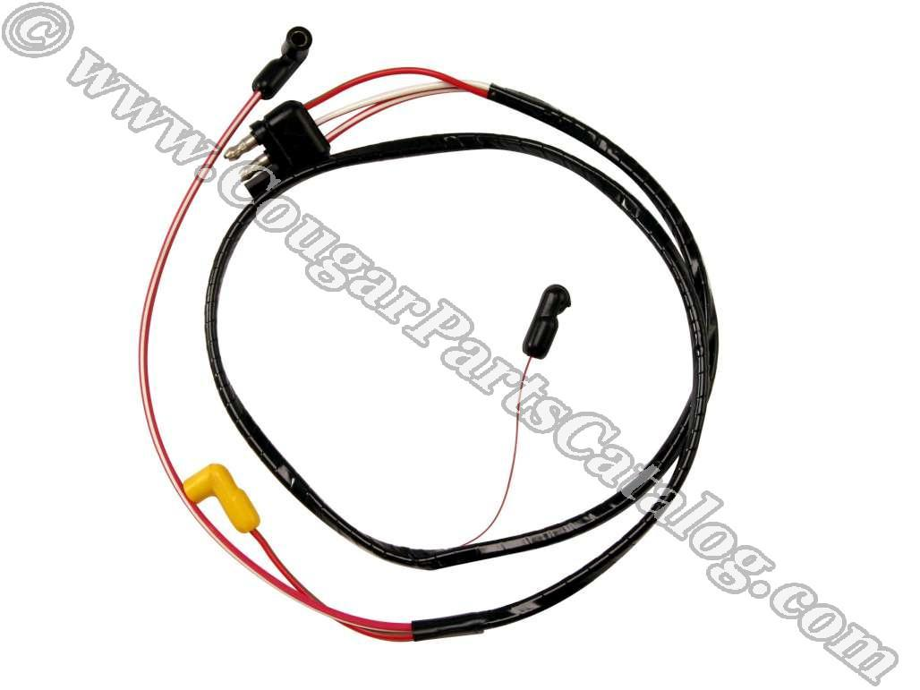 Mustang Engine Wire Harness
