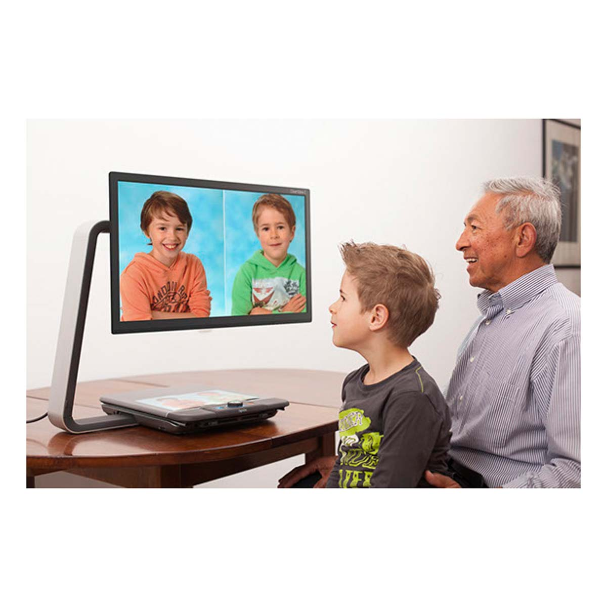 optelec videoingranditore 24 full hd