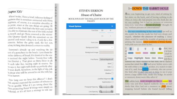 Moon+ Reader Mod Apk