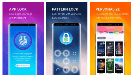 Applock Fingerprint Pro mod apk
