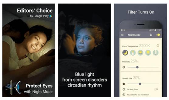 Blue Light Filter Pro Apk