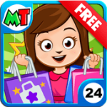 My Town Shopping Mall MOD APK