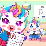 Mini Town Unicorn School Mod Apk