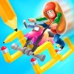 Scribble Rider Mod Apk