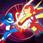Stickman Heroes Fight Mod Apk