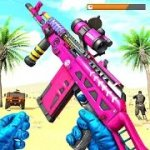 fps counter attack mod apk