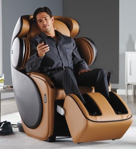Brookstone Massage Chair