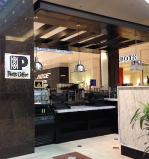 Peet's Coffee at Westfield Montgomery Mall