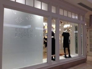 Eileen Fisher store at Westfield Montgomery Mall