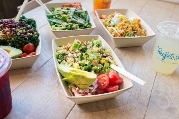Platters at Beefsteak