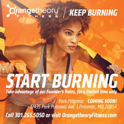 Orangetheory Fitness at Park Potomac: https://www.facebook.com/owensordinarymd/?hc_ref=PAGES_TIMELINE&fref=nf