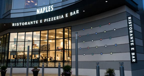 Naples Ristorante at Westfield Montgomery Mall