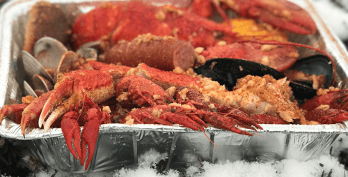 Live Crawfish & Seafood